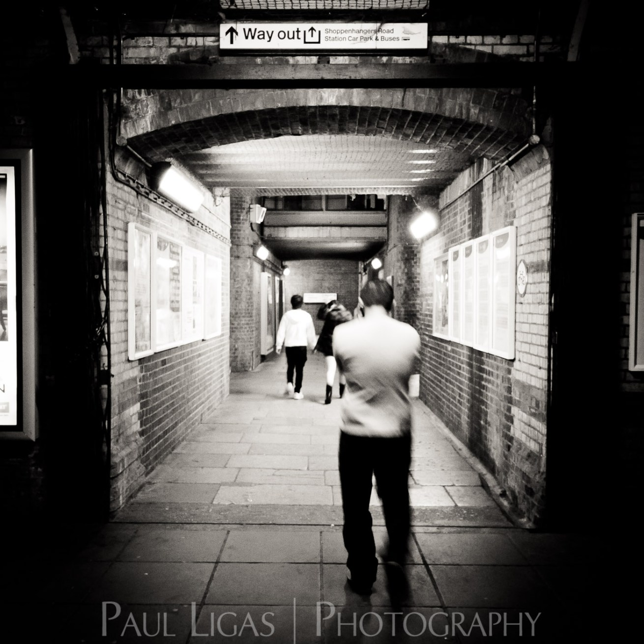 Maidenhead Station, street photographer photography Herefordshire candid 0424