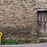 Old building, Croyde, Devon, fine art photographer street architecture photography herefordshire 0442