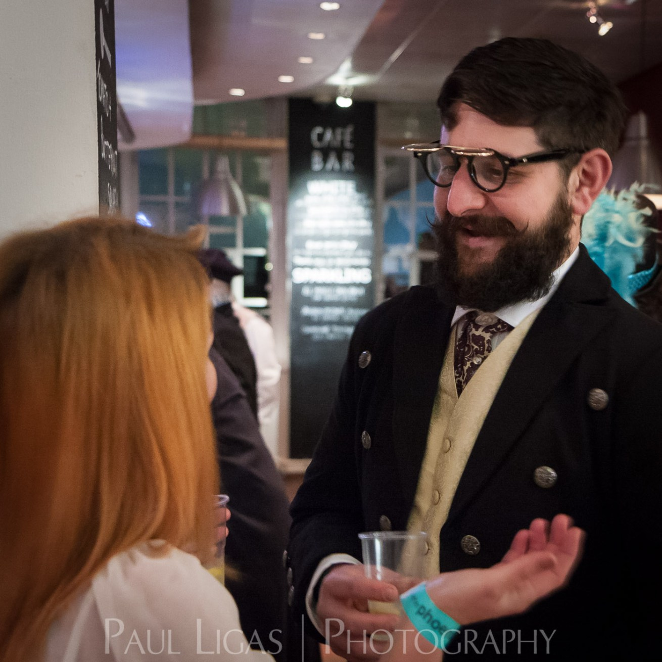 Steampunk Yule Ball 2014, event photographer photography Herefordshire 6387