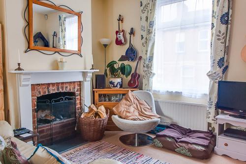Professional interior photograph