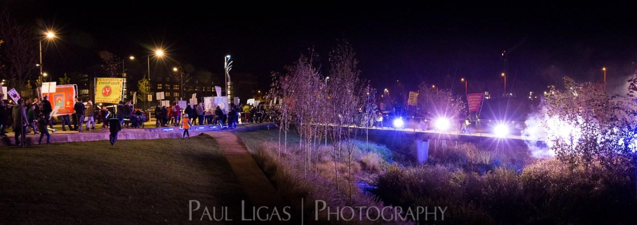 Longbridge Light Festival, Birmingham event photographer herefordshire photography 4292
