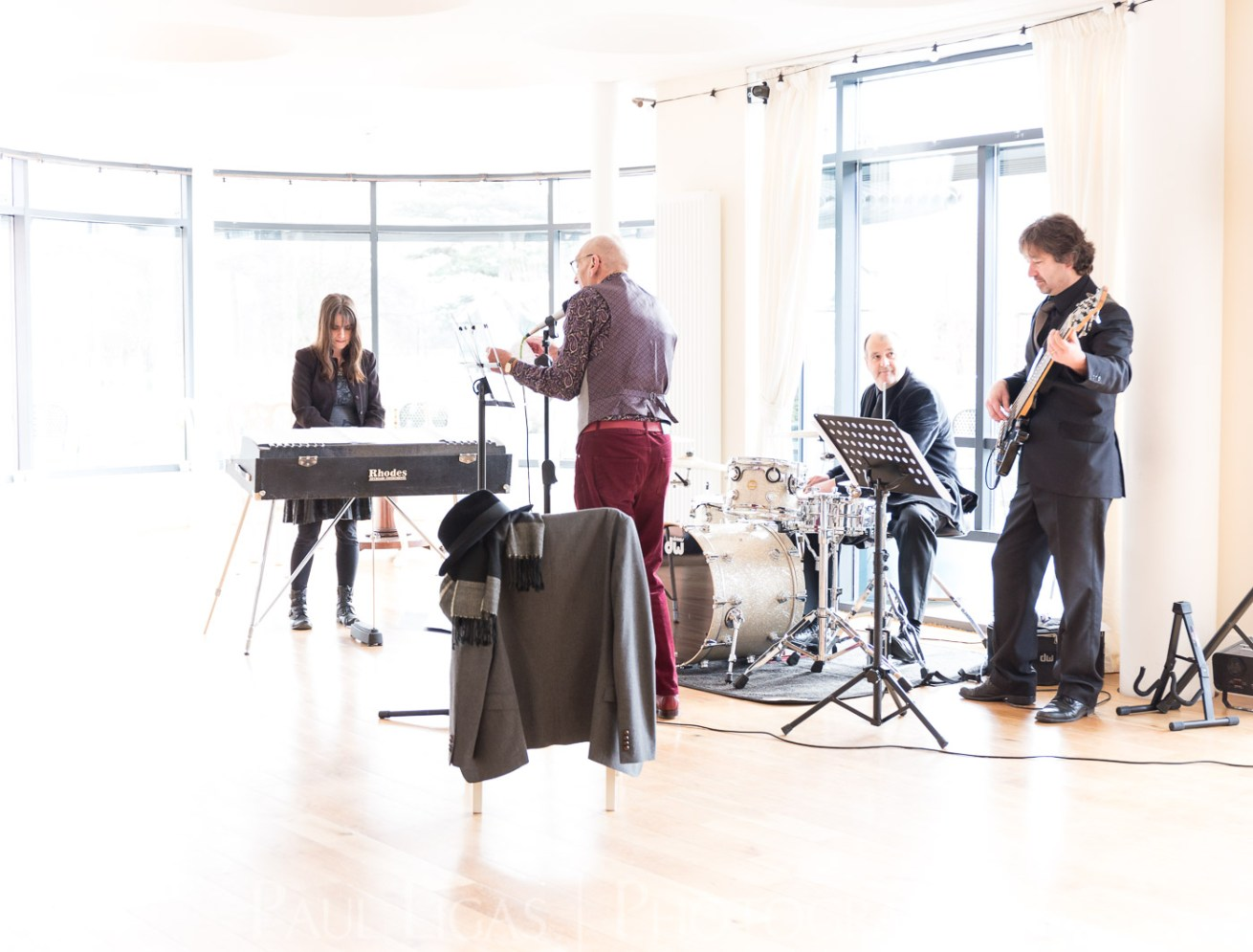 Eclectic, Jazz band concert photographer photography, Hereford, Herefordshire music 5320