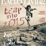Exeter Living Magazine Cover January 2015