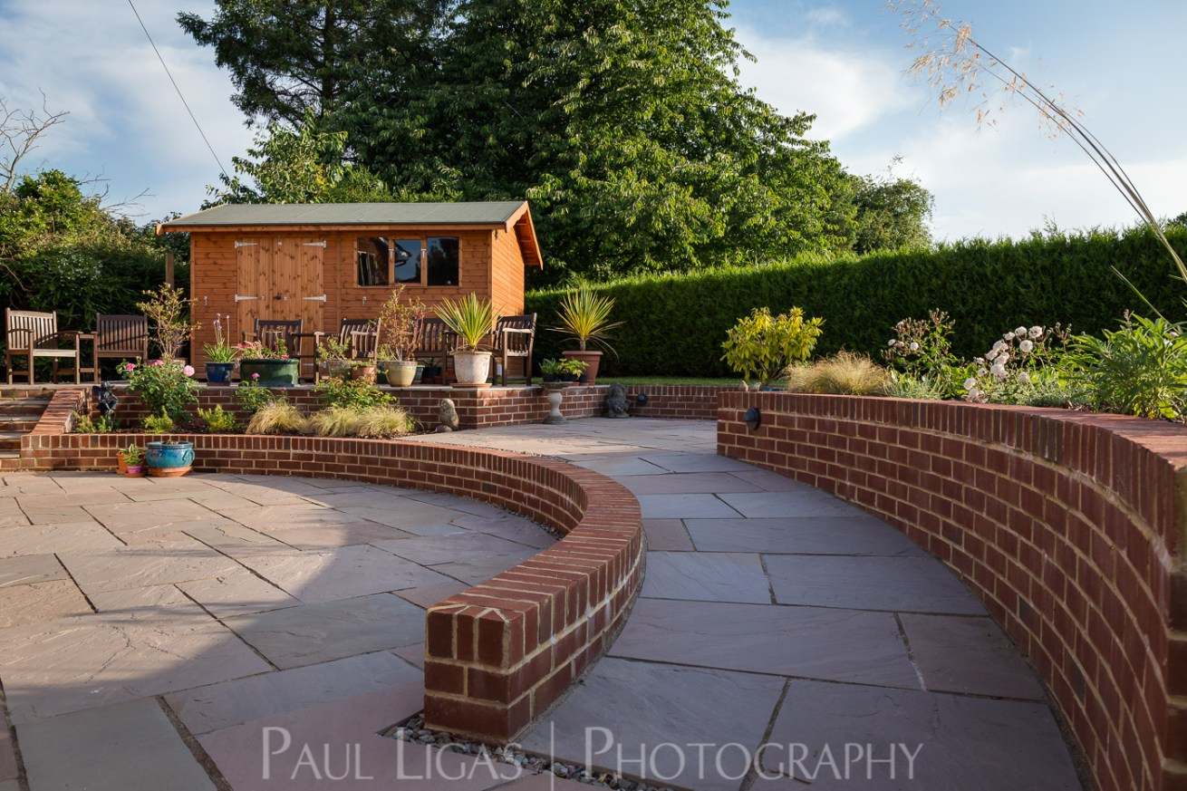 Mary Stevenson Garden Design, Herefordshire property photographer photography 0115