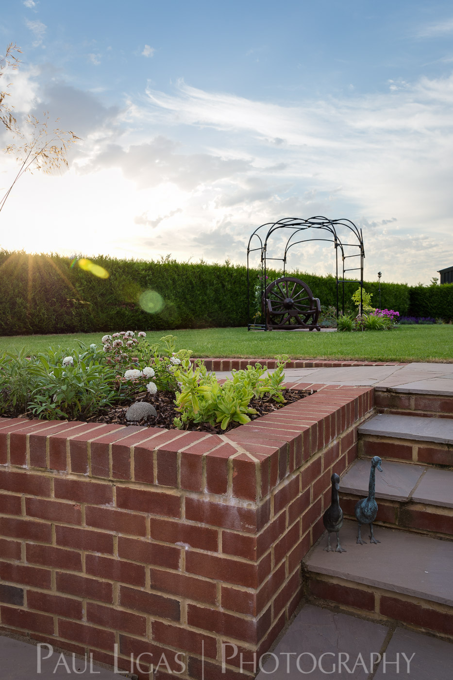 Mary Stevenson Garden Design, Herefordshire property photographer photography 9924