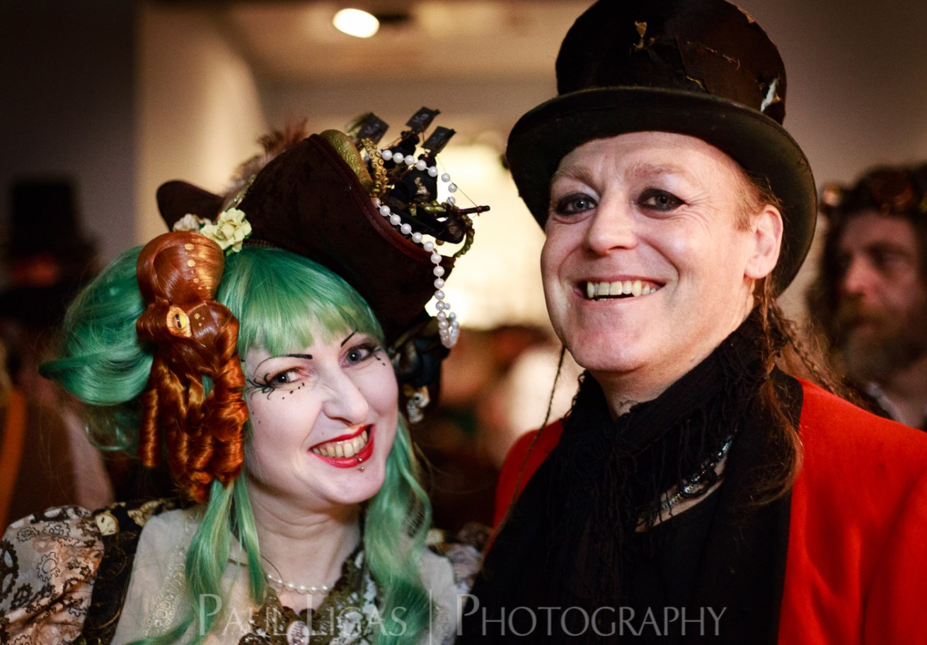 Steampunk & Pirates Yule Ball 2016 event photographer herefordshire photography 6308