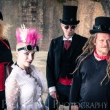 The Mysterious Freakshow band photographer photography music portrait steampunk herefordshire 4945