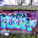 Abandoned Research Facility, Aylesbury, graffiti and decay urban photographer photography herefordshire 0698