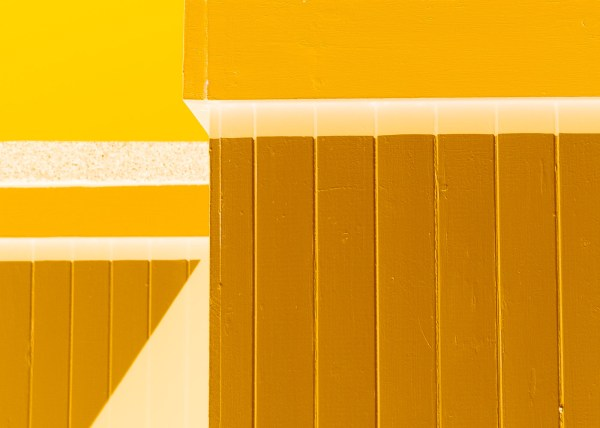 Yellow, fine art photographer abstract photography herefordshire