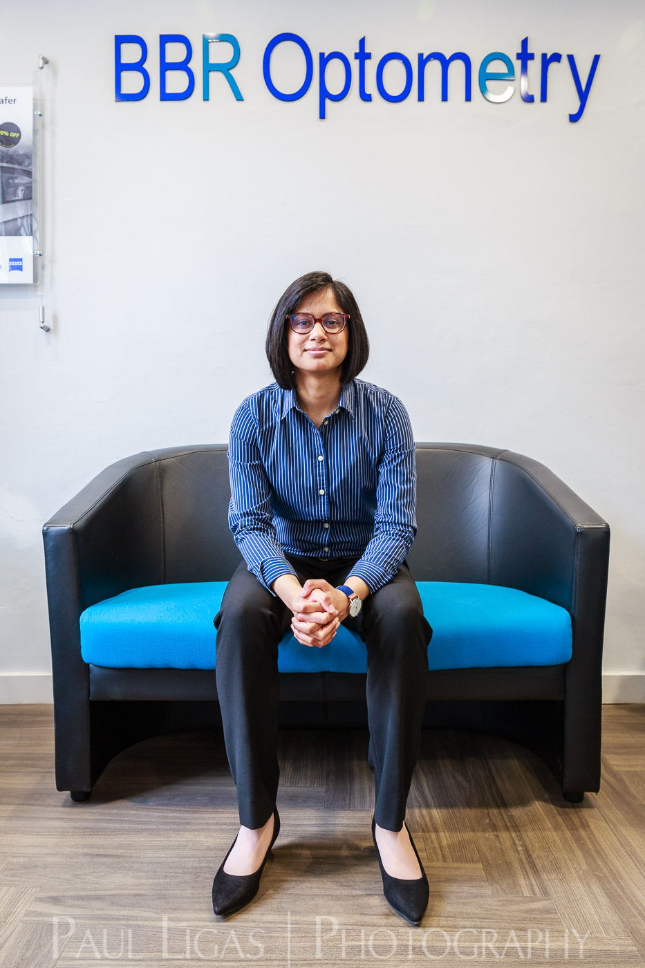 Optometry Today Hereford - Business Portrait photographer 3808
