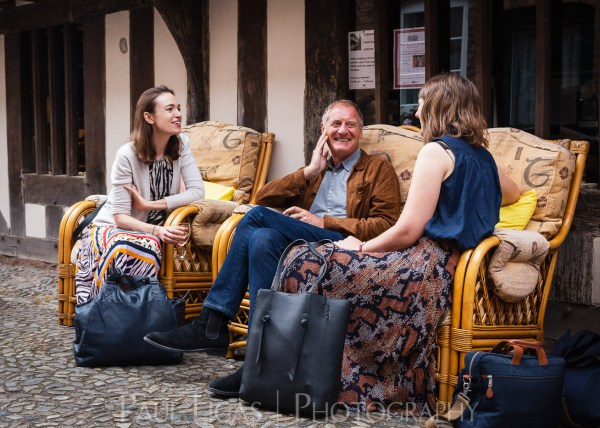 ledbury poetry festival 2019 event photographer herefordshire andrew motion hannah sullivan photography