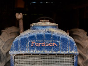 Paul Ligas Photography Print Fordson Tractor