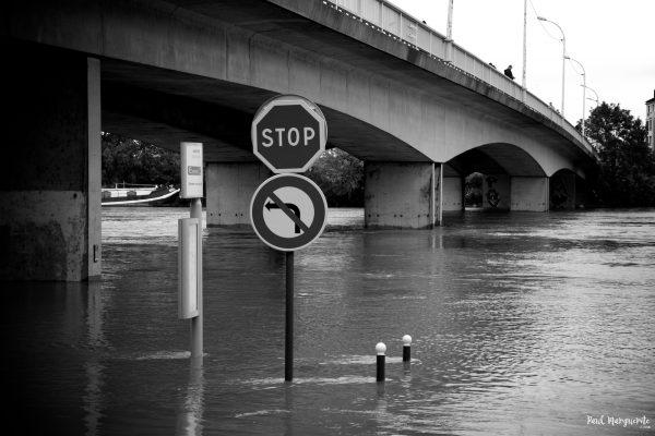 Juvisy - Inondations crue - par Paul Marguerite - 20160603 78