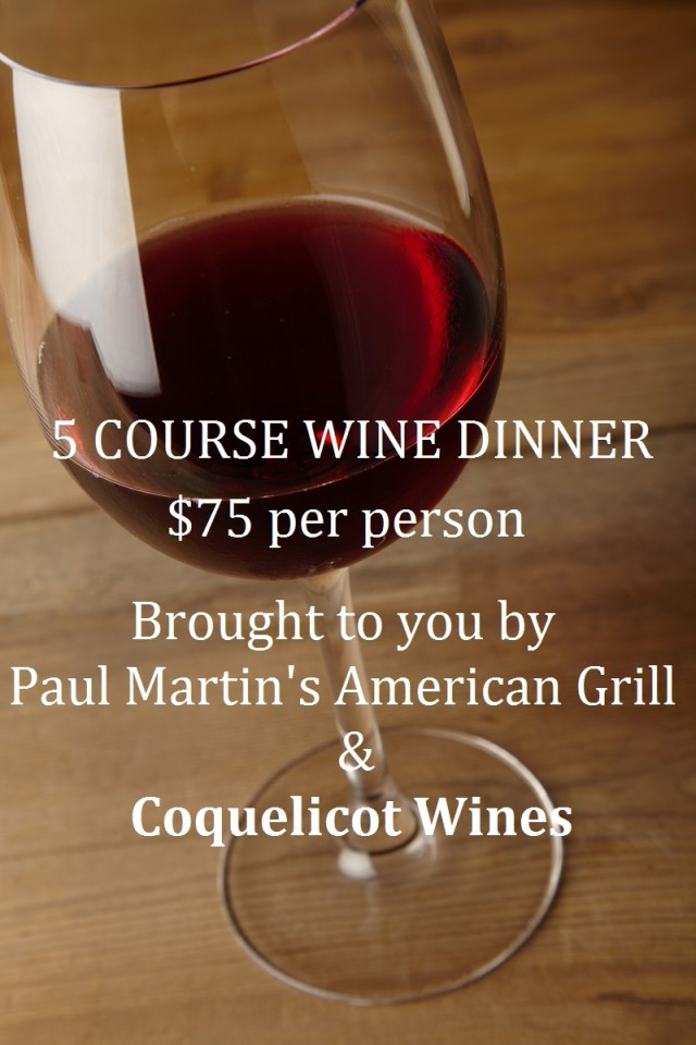 Paul-Martins-American-Grill-Wine-Dinner