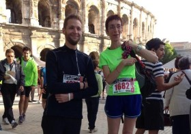 Half of A Big Thing – Semi-Marathon de Nîmes