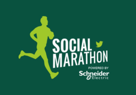Who's The Most Popular ? – Social Marathon By Schneider Electric