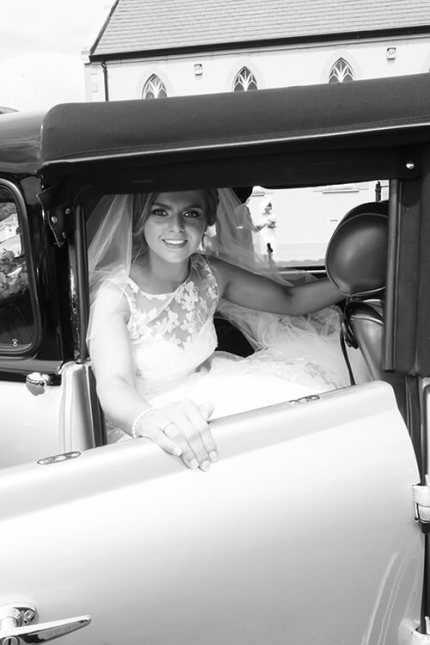 Here comes the Bride | Wedding Photography by Paul McGlade