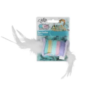 AFP Knotty Habit - Yarn Feather
