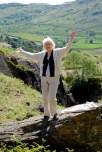 Senior Portrait UK Style