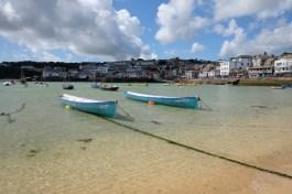 St Ives, Cornwall, UK: