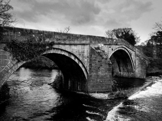 The Old Stone Bridge, Ilkley