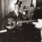 The earliest known bluesman ever?