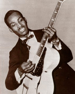 So, who was the first electric blues guitarist ever recorded?