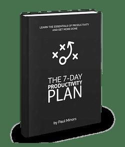 7-Day Productivity Plan eBook