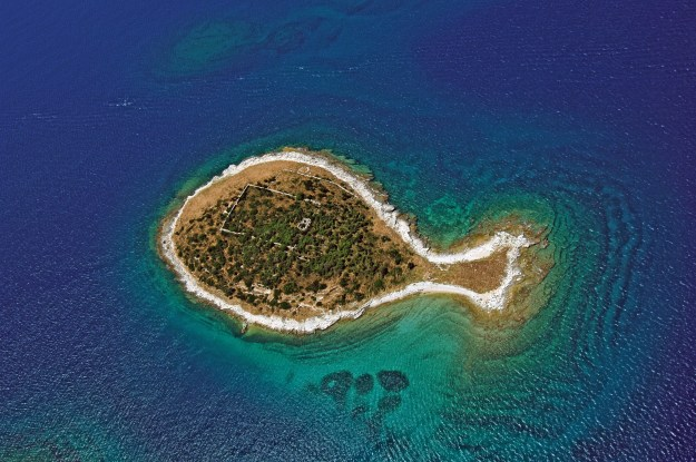 Gaz in the Brijuni archipelago off the south-west coat of Istria in Croatia. Photograph: Renco Korinozic/Croatian Tourist Board