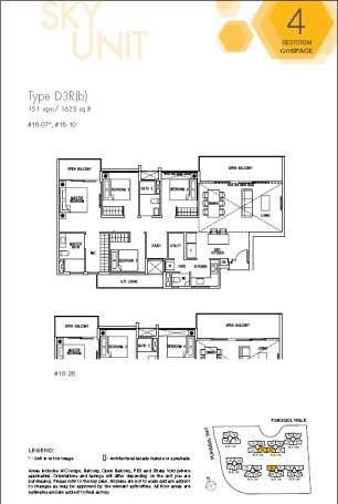 Ecopoliton - Floorplan 40