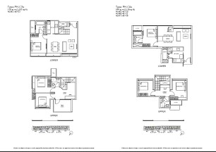 RV residences - Floorplan 10