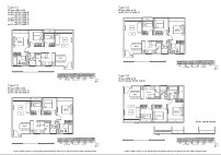 RV residences - Floorplan 5