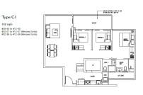 Forestville Floorplan- 3 BR