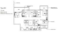 Forestville Floorplan - 4 BR