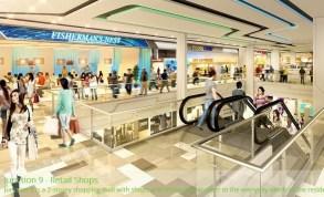Junction Nine Residences-Mall
