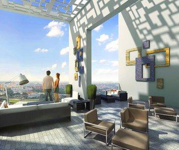 SkyVue-Sky Lounge
