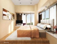 The Red House - Artist Impression interior 1