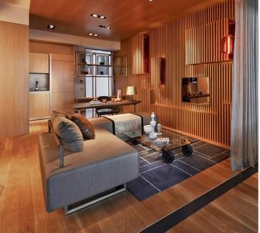 DUO Residences - Interior Artist Impression
