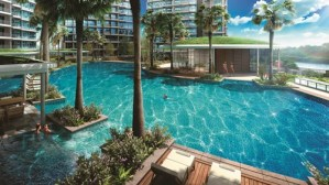 Rivertrees Residences Poolside