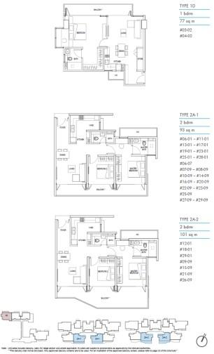 Kallang Riverside Floorplan 2