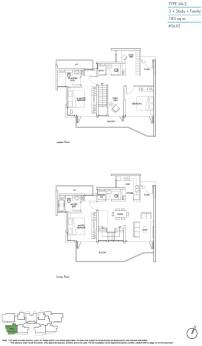 Kallang Riverside Floorplan 6