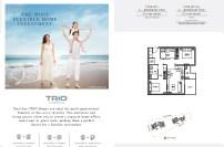 seaside residences 2 Bedroom TRIO