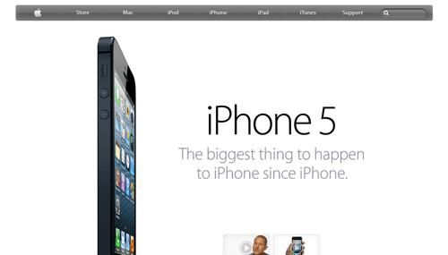 Apple Ecommerce Website