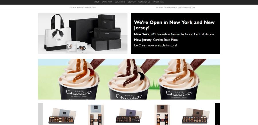 Hotel Chocolat (US)