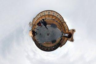 Praça no Vaticano