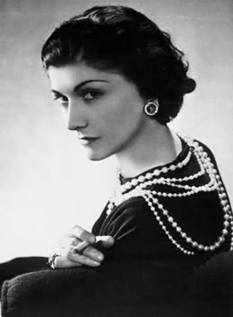 Coco Chanel and elegance