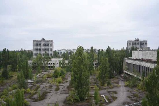 Chernobyl e eu