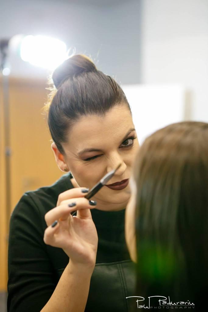Brandusa Bordeianu Make-up Artist 07