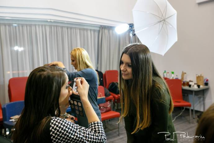Brandusa Bordeianu Make-up Artist 14