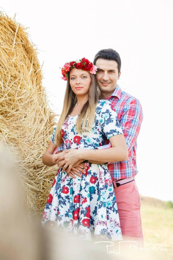 Mihaela si Adrian - Sedinta foto de logodna in Iasi 01